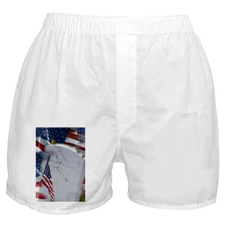 The Unkown Soldier Boxer Shorts
