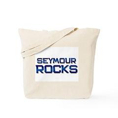 seymour rocks Tote Bag