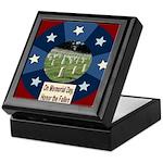 Memorial Day Keepsake Box