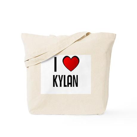 I LOVE KYLAN Tote Bag