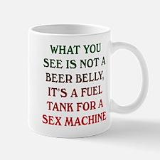 Sex Machine Mug