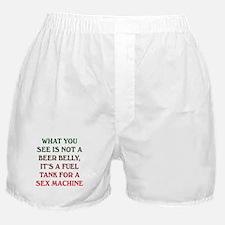 Sex Machine Boxer Shorts