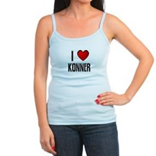 I LOVE KONNER Jr.Spaghetti Strap