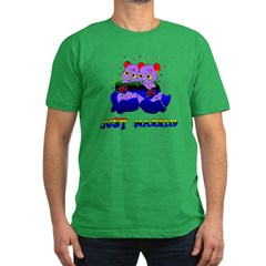 Just Married Bears T