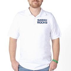 sarah rocks T-Shirt
