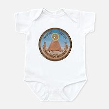 Great Seal (reverse side) Infant Bodysuit