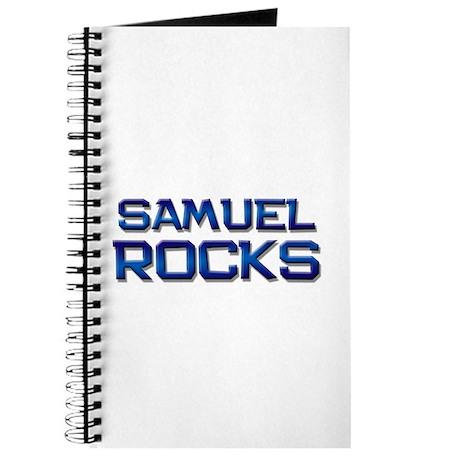 samuel rocks Journal