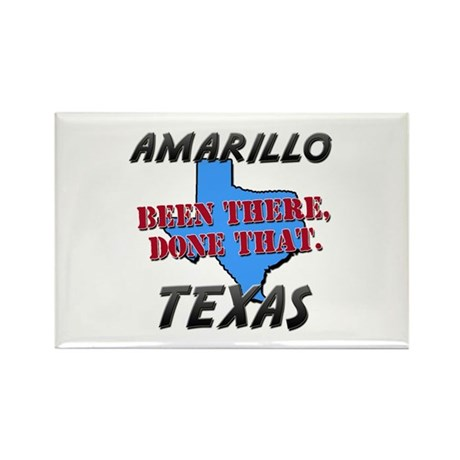 amarillo texas - been there, done that Rectangle M