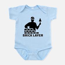 Brick layer Body Suit