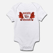 Manchester Untouchables Infant Bodysuit