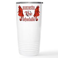 Manchester Untouchables Travel Coffee Mug