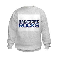 salvatore rocks Sweatshirt