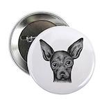 "Chihuahua 2.25"" Button"