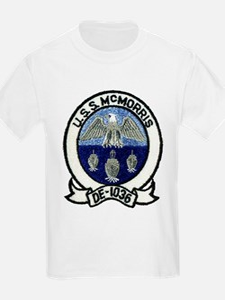 USS McMORRIS T-Shirt
