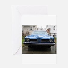 LeMans Front Greeting Card