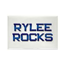 rylee rocks Rectangle Magnet