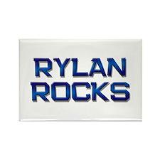 rylan rocks Rectangle Magnet