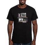 ABH Philadelphia Men's Fitted T-Shirt (dark)