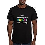 Smart Men's Fitted T-Shirt (dark)