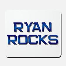 ryan rocks Mousepad