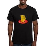 Sponge Men's Fitted T-Shirt (dark)