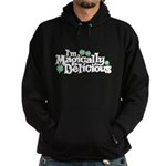 I'm Magically Delicious Hoodie (dark)