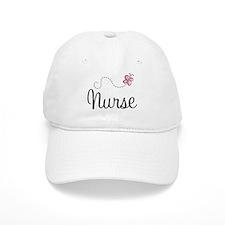 Nurse Gift Butterfly Baseball Cap