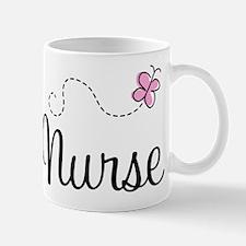 Nurse Gift Butterfly Mug