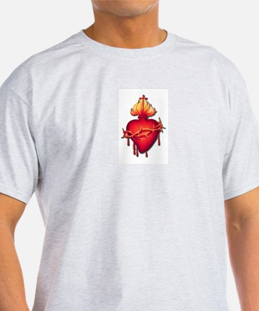 Sacred Heart (only) T-Shirt