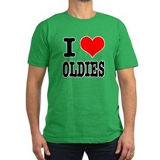 I Heart (Love) Oldies T
