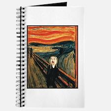 Ferret Scream Munch Journal