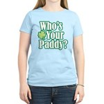 Who's Your Paddy? Women's Light T-Shirt