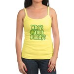 Who's Your Paddy? Jr. Spaghetti Tank
