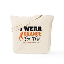 I Wear Orange For Me Tote Bag