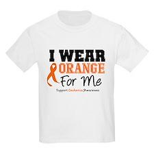 I Wear Orange For Me T-Shirt