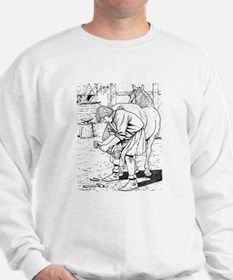 Blacksmiths and Farriers Sweatshirt
