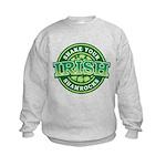 Shake Your Shamrock Kids Sweatshirt