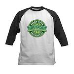 Shake Your Shamrock Kids Baseball Jersey