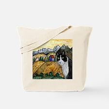 Tasha's Sunset Tote Bag