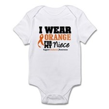 Leukemia Niece Infant Bodysuit