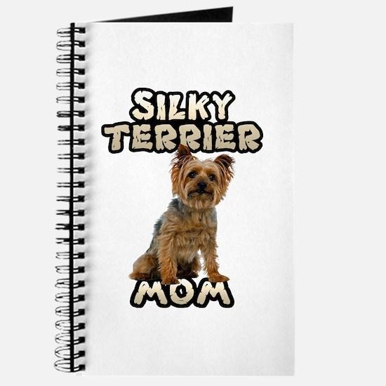 Silky Terrier Mom Journal