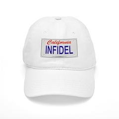 California Infidel Vanity Baseball Cap