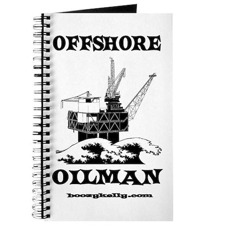 Offshore Oilman Journal, Oil, Gas, Oil Field