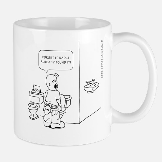 Cute Urinate Mug