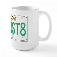 Florida Sunshine State Large Mug
