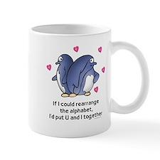Alphabet Penguins Mug