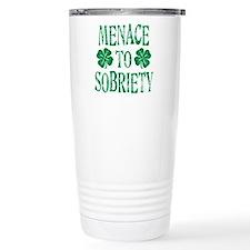 Menace to Society Thermos Mug
