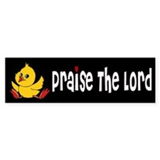 Praise The Lord Bumper Stickers