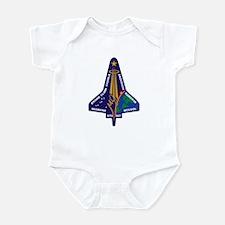 STS 107 Infant Bodysuit