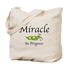 Miracle In Progress Tote Bag